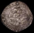 London Coins : A170 : Lot 1296 : Halfcrown Charles I Tower Mint under Parliament, Group III, Third Horseman, No ground, with cruder w...