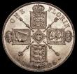 London Coins : A170 : Lot 1589 : Florin 1926 ESC 945, Bull 3778 GEF with some light contact marks, rated scarce by Bull and ESC