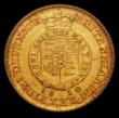 London Coins : A170 : Lot 1631 : Half Guinea 1810 S.3737 EF and lustrous, in an LCGS holder and graded LCGS 65, Half Guineas seldom s...