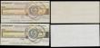 London Coins : A170 : Lot 177 : Iraq (5) various denomination Travellers Cheque Remainders mostly average VF or above. All from the ...