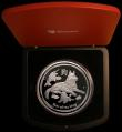 London Coins : A170 : Lot 767 : Australia 30 Dollars 2018P Chinese Lunar Year of the Dog One Kilo of .999 Silver Proof FDC in the Pe...