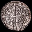 London Coins : A171 : Lot 1215 : Groat Edward IV Light coinage (1464-1470) London Mint, Quatrefoils at neck, S.2000 mintmark Crown, 3...