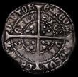 London Coins : A171 : Lot 1217 : Groat Henry VI Annulet issue, Calais Mint with annulets at neck S.1836 Fine, the reverse slightly be...