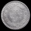 London Coins : A171 : Lot 1300 : Bank Token One Shilling and Sixpence 1811 ESC 969 Unc and graded 80 by LCGS