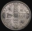 London Coins : A171 : Lot 1374 : Florin 1849 ESC 802, Bull 2815 Near EF
