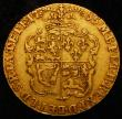 London Coins : A171 : Lot 1409 : Guinea 1785 S.3728 Fine an even and collectable example