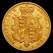 London Coins : A171 : Lot 1465 : Half Sovereign 1859 Marsh 433, S.3859A, Good Fine or a little better