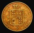 London Coins : A171 : Lot 1472 : Half Sovereign 1877 Marsh 452, Die Number 67, this die number not recorded by Marsh in 2004 Good Fin...