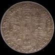 London Coins : A171 : Lot 1609 : Shilling 1693 EF or better with a pleasing tone and graded 70 by LCGS, ESC 1076 and rare in this hig...