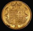 London Coins : A171 : Lot 1774 : Sovereign 1831 W.W. on truncation (with stops) S.3829, Marsh 16, in an NGC holder and graded MS63. R...