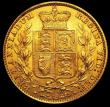 London Coins : A171 : Lot 1848 : Sovereign 1862 Wide Date, S.3852D, Marsh 45, LCGS variety 01, NEF in an LCGS holder and graded LCGS ...