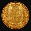 London Coins : A171 : Lot 1863 : Sovereign 1866 Marsh 51, S.3853, Die Number 35 Fine/Good Fine