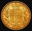 London Coins : A171 : Lot 1869 : Sovereign 1870 Marsh 54, S.3853, Die Number 95 Fine/Good Fine