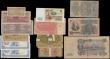 London Coins : A171 : Lot 225 : Soviet Union (U.S.S.R) States early 1900's and World War II issues (13) in various grades mostl...