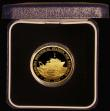 London Coins : A171 : Lot 451 : Bermuda Fifteen Dollars Gold 2003 Biological Station for Research Gold Proof KM#A171 15.98 grammes o...