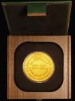 London Coins : A171 : Lot 522 : United Arab Emirates 1000 Dirhams Gold 1976 5th Anniversary of the United Arab Emirates Gold Proof K...