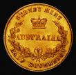 London Coins : A171 : Lot 535 : Australia Half Sovereign 1862 Sydney Branch Mint Marsh 387 NEF/EF a very pleasing example with only ...