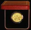London Coins : A171 : Lot 628 : Hong Kong $1000 Gold 1976 Year of the Dragon KM#40 Lustrous UNC in a Royal Mint box with certificate
