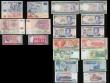 London Coins : A171 : Lot 85 : Bangladesh 40 Taka 2011 P60, Belize 2 Dollars 2007 Pick 66, Bermuda $10 1999 P42d, Cambodia 1000 Rie...