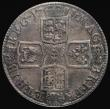 London Coins : A172 : Lot 1190 : Shilling 1711 Fourth Bust ESC 1158, Bull 1408, VF in an LCGS holder and graded LCGS 45