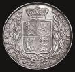 London Coins : A172 : Lot 1334 : Sovereign 1862 a contemporary counterfeit  believed struck in platinum, weight 7.91 grammes VF and u...