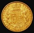 London Coins : A172 : Lot 1339 : Sovereign 1866 Marsh 51, S.3853 Die Number 24 Fine/Good Fine