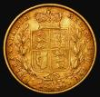 London Coins : A172 : Lot 1342 : Sovereign 1870 WW in relief, Marsh 54, S.3853B, Die Number 90 Fine/Good Fine