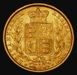 London Coins : A172 : Lot 1375 : Sovereign 1885S Shield Reverse, Marsh 81, S.3855B, NVF/VF