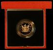 London Coins : A172 : Lot 442 : Hong Kong $1000 Gold 1986 Royal Visit KM#57 Lustrous UNC in the red Royal Mint box of issue with cer...
