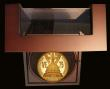 London Coins : A172 : Lot 462 : Jersey Ten Pounds 2020 75th Anniversary of VE Day 5oz. Gold Proof FDC in the large box of issue with...
