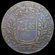 London Coins : A172 : Lot 565 : France - Dijon, Mathieu de Badier, Mayor of the Bailiwick of Dijon - Silver Jetton 1686 Good Fine, t...