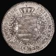 London Coins : A172 : Lot 584 : German States - Saxony 1/3 Thaler 1830 KM#1109 A/UNC with some lustre