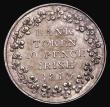 London Coins : A172 : Lot 610 : Ireland Ten Pence Bank Token 1813 Proof S.6618 UNC beautifully toned retaining much original brillia...