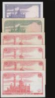 London Coins : A172 : Lot 76 : Brunei (6) Ten Dollars (4) 1981 issues Pick 8a (3) About Fine to Fine, 1983 issue Pick 8b (1) Fine, ...
