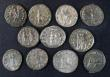 London Coins : A172 : Lot 839 : Antoninianus (11) Valerian (5), Gallienus (4), Claudius (1), Salonina (1) and Trebonianus Gallus (1)...