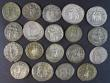 London Coins : A172 : Lot 840 : Antoninianus (19) Valerian (8), Gallienus (7), Claudius (3) and Salonina (1) Fine to VF all with goo...