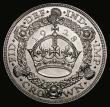 London Coins : A172 : Lot 884 : Crown 1928 ESC 368, Bull 3633 UNC with excellent original surfaces, a lustrous and well struck examp...