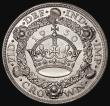 London Coins : A172 : Lot 885 : Crown 1930 ESC 370, Bull 3638 EF a most pleasing example with much eye appeal