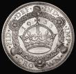London Coins : A172 : Lot 886 : Crown 1933 ESC 373 EF with some toning on the reverse rim in a couple of places