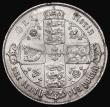 London Coins : A172 : Lot 960 : Florin 1865 Colon after date ESC 827, Bull 2861, Davies 742, Die Number 51, the highest Die Number f...