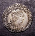 London Coins : A132 : Lot 740 : Italian States Naples and Sicily Coronato Ferdinand I Fourth Coinage 1488-1494 T behind bust (Tramon...