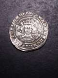 London Coins : A133 : Lot 127 : Groat Edward IV Fourth Coinage Pre-Treaty Class D London Mint, R with normal tail, S.1566 mi...