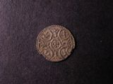 London Coins : A133 : Lot 177 : Penny Offa of Mercia moneyer Tirweald Light Coinage 780 - 792 North 275.1 Good Fine with a ragged ed...