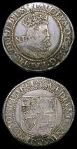London Coins : A154 : Lot 1696 : Shillings (2) James I Third Coinage Sixth Bust S.2668 mintmark Trefoil Fine/Good Fine with a small w...
