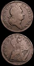 London Coins : A159 : Lot 3488 : USA (3) One Cent (2) 1863 Breen 1953 NVF with some toning and small edge nicks, 1864L Breen 1961 VF ...