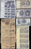 London Coins : A167 : Lot 1590 : Scandinavia issues mid 1900's to modern (29) a collection in various grades VG - Fine to about ...