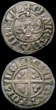 London Coins : A167 : Lot 402 : Pennies Edward I (2) Class 2b, N's in legend reversed, London Mint S.1386, 1.38 grammes. VF nic...
